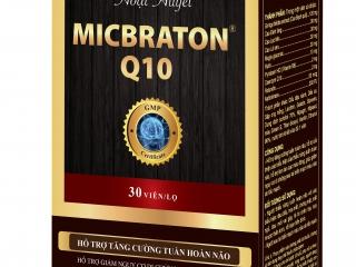 Hoạt huyết MICBRATON Q10