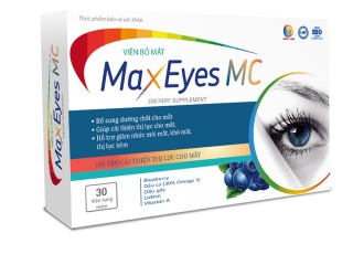 Viên bổ mắt MaxEyes MC